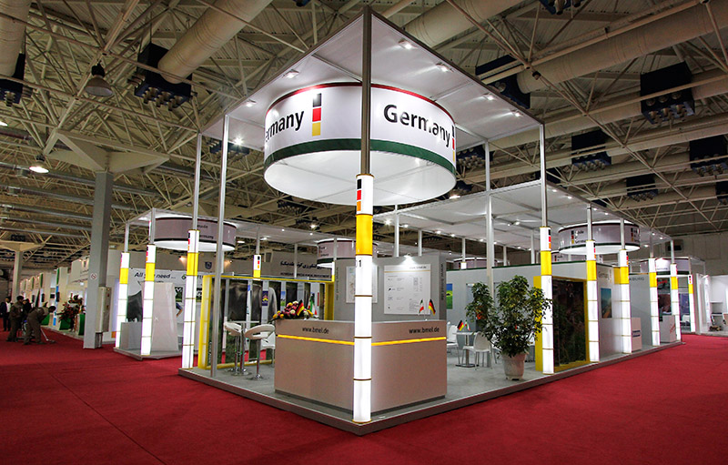 Custom Exhibition Stand Job : Pavilion in iran exhibition pavilion constructor custom stand