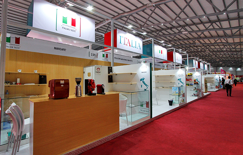 Modular Exhibition Stands Job : Pavilion in iran exhibition pavilion constructor custom stand