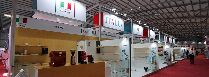 Italy Pavilion - AgroFood Exhibition