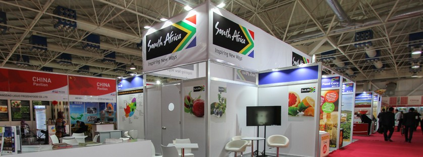 South Africa Pavilion
