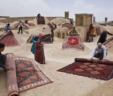 Iran Handmade Carpet Exhibition
