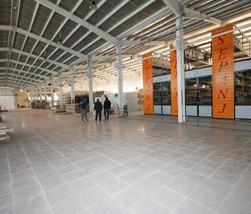 Sepanj Saze Asa Factory | Sepanj Manufactory | Stand Construction | Stand Builder Company