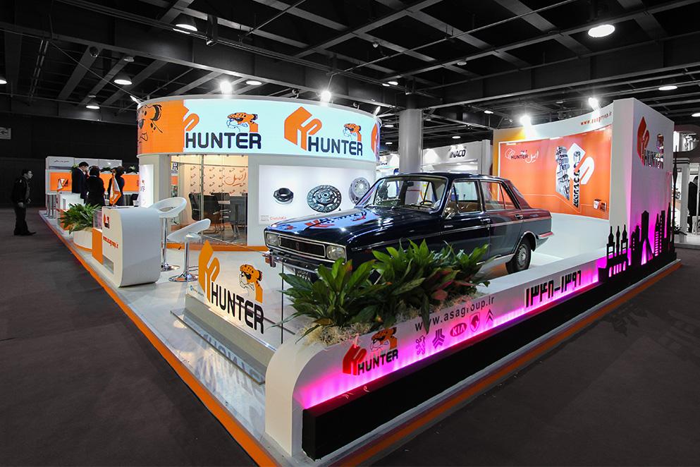 Hunter Part-Frantec