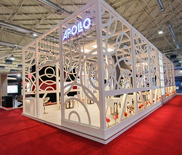 Individual Stand Design | Individual Exhibition Stand Design | Custom Stand Design | Tailor Made Exhibition Stand